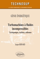 Turbomachines à fluides incompressibles