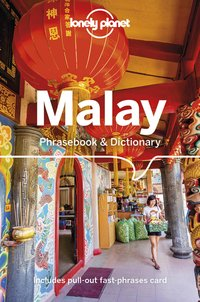 Malay phrasebook & dictionary 5ed -anglais-