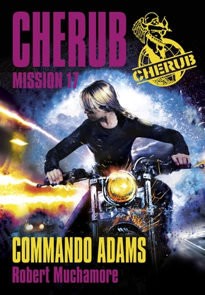 Cherub - Commando Adams