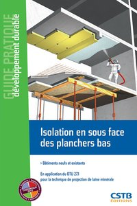 Isolation en sous face des planchers bas