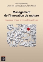 Management de l'innovation de rupture