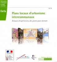 Plans locaux d'urbanisme intercommunaux