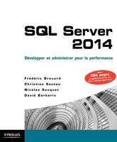 C.Soutou, F.Brouard, N.Souquet, D.Barbarin - Sql server 2014