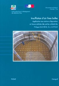 Insufflation d'air fines bulles
