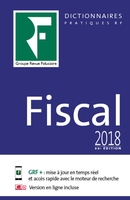 Dictionnaire Fiscal - 2018