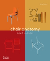 Chair anatomy: design and construction (paperback) /anglais