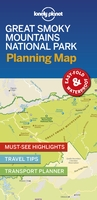 Great smoky mountains national park planning map