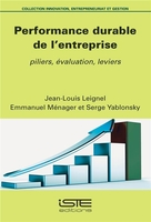 Performance durable de l'entreprise