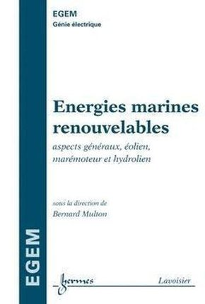 Energies marines renouvelables