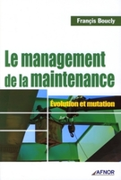 Le management de la maintenance
