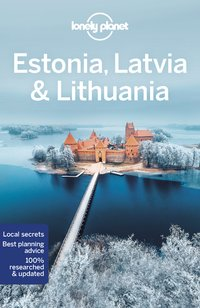 Estonia, latvia & lithuania 8ed -anglais-