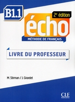 Echo b1.1 guide pedagogique 2ed