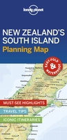 New zealand's south island planning map 1ed -anglais-
