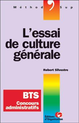 Reussir La Dissertation De Culture Generale Aux Concours ...