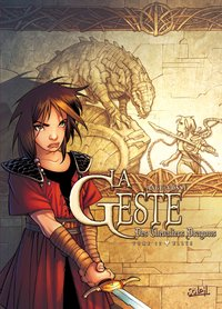 La geste des chevaliers dragons - Volume 12 - Ellys