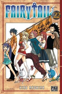 Fairy tail - Volume 22