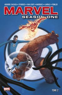 Marvel season one - Tome 2