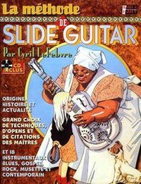 La methode de slide guitar
