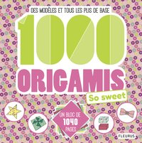 1000 origamis so sweet