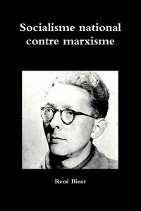 Socialisme national contre marxisme