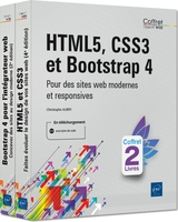 HTML5, CSS3 et Bootstrap 4