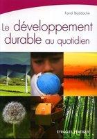 F. Baddache - Le développement durable au quotidien