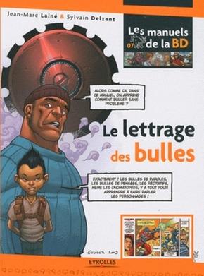 Jean-Marc Lainé- Le lettrage des bulles