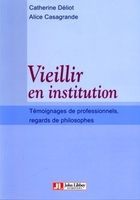 Vieillir en institution