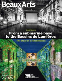 Bordeaux : from a submarine base to the bassins de lumieres