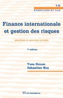 Finance internationale et gestion des risques