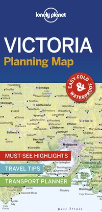 Victoria planning map 1ed -anglais-
