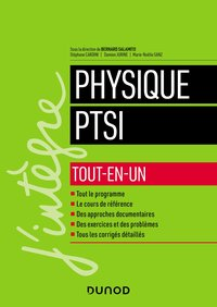 Physique PTSI