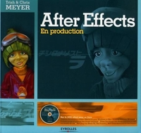 After effects en production. avec cd-rom offert : version d'evaluation after eff