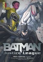 Batman and the justice league - Tome 4