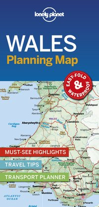 Wales planning map 1ed -anglais-