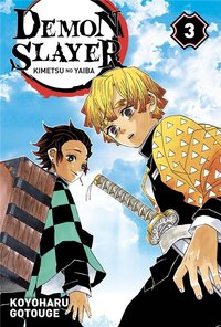 Demon Slayer - Tome 3