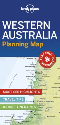 Western Australia, planning Map (édition 2019)