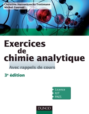 Exercices de chimie analytique