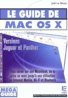 Le guide de Mac OS X versions Jaguar et Panther
