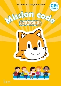 Mission Code ! - Scratch Jr - CE1