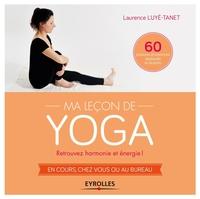 L.Luyé-Tanet - Ma leçon de yoga