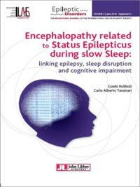 Encephalopathy related to Status Epilepticus during slow Sleep :