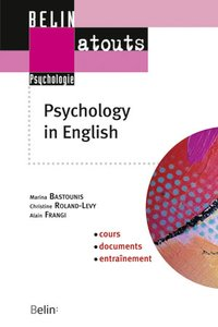 Psychology in english