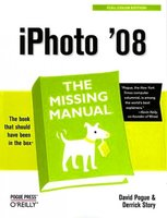 iPhoto '08 - The Missing Manual