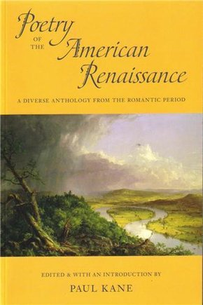 Poetry of the american renaissance /anglais