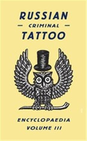 Russian criminal tattoo 3