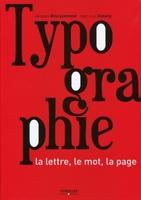 Jacques Bracquemond, Jean-Luc Dusong - Typographie