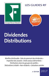 Dividendes Distributions
