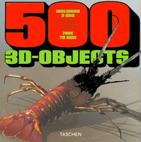 500 3D Objects - Volume I