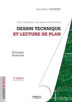J.-P.Gousset - Dessin technique et lecture de plan